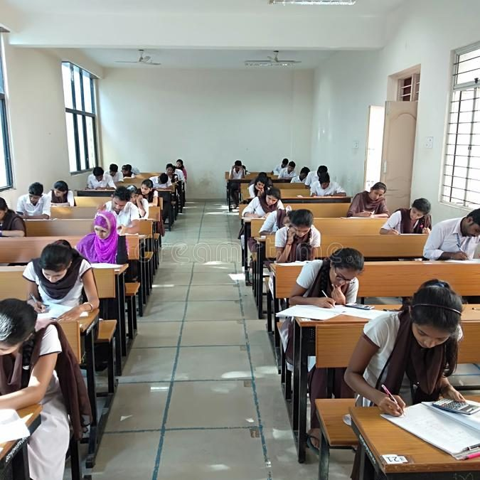 Does the current examination system help in evaluating the true potential of students?